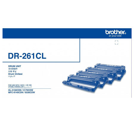 Brother DR-261CL Orjinal Drum Ünitesi Avantaj Paketi