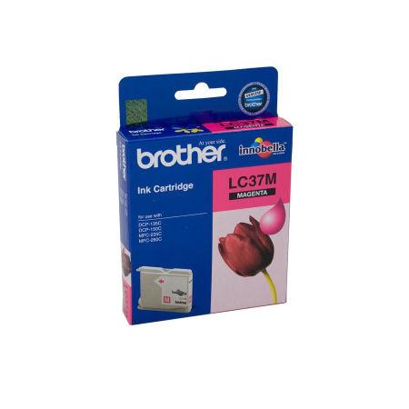 Brother LC37-LC970 Kırmızı Orjinal Kartuş