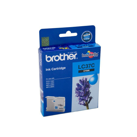 Brother LC37-LC970 Mavi Orjinal Kartuş