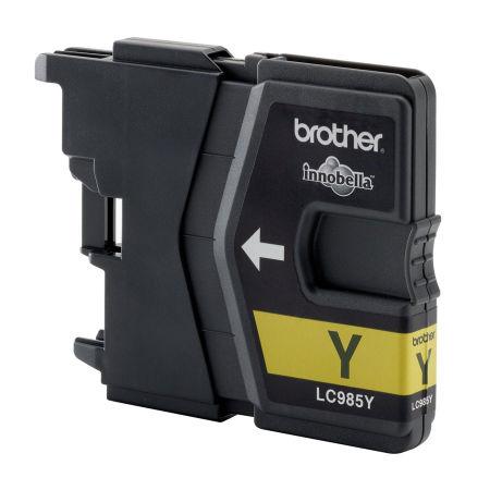 Brother LC39-LC985 Sarı Orjinal Kartuş