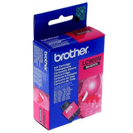 Brother LC47-LC900 Kırmızı Orjinal Kartuş