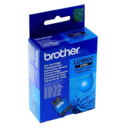 Brother LC47-LC900 Mavi Orjinal Kartuş