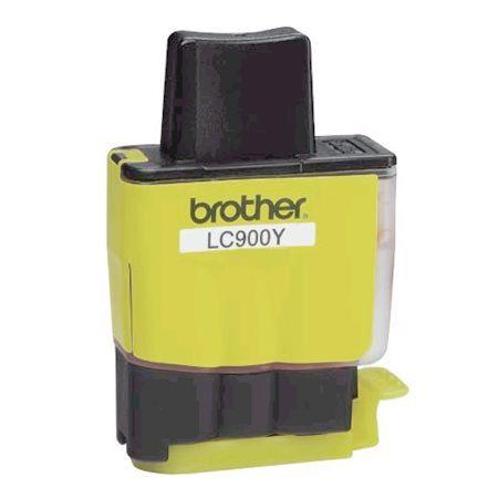 Brother LC47-LC900 Sarı Orjinal Kartuş