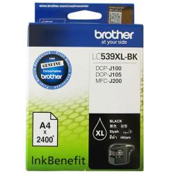 Brother - Brother LC539XL Siyah Orjinal Kartuş