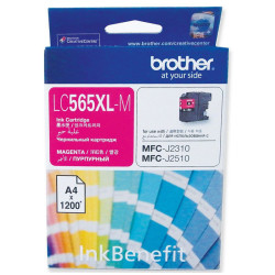 Brother LC565XL Kırmızı Orjinal Kartuş - Thumbnail