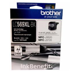 Brother - Brother LC569XL Siyah Orjinal Kartuş