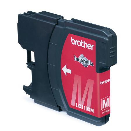 Brother LC67-LC1100 Kırmızı Orjinal Kartuş