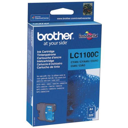 Brother LC67-LC1100 Mavi Orjinal Kartuş