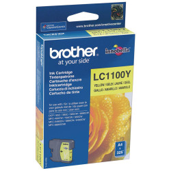 Brother - Brother LC67-LC1100 Sarı Orjinal Kartuş