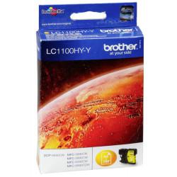 Brother - Brother LC67H-LC1100H Sarı Orjinal Kartuş Yüksek Kapasiteli