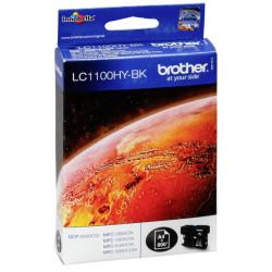 Brother LC67H-LC1100H Siyah Orjinal Kartuş Yüksek Kapasiteli - Thumbnail