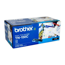 Brother - Brother TN-150 Mavi Orjinal Toner