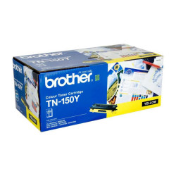 Brother - Brother TN-150 Sarı Orjinal Toner