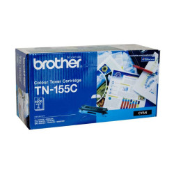 Brother - Brother TN-155 Mavi Orjinal Toner Yüksek Kapasiteli