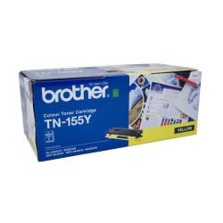 Brother - Brother TN-155 Sarı Orjinal Toner Yüksek Kapasiteli