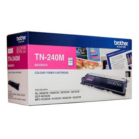 Brother TN-240 Kırmızı Orjinal Toner