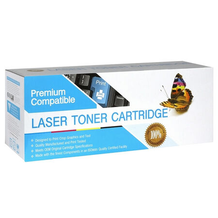 Brother TN-240 Mavi Muadil Toner