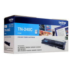 Brother - Brother TN-240 Mavi Orjinal Toner