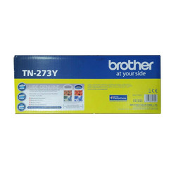 Brother - Brother TN-273 Sarı Orjinal Toner