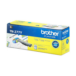 Brother - Brother TN-277 Sarı Orjinal Toner Yüksek Kapasiteli