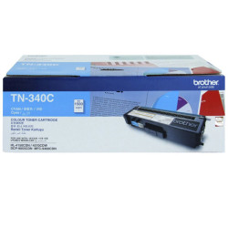 Brother - Brother TN-340 Mavi Orjinal Toner