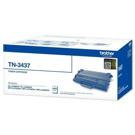 Brother TN-3437 Orjinal Toner