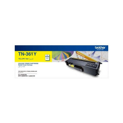 Brother - Brother TN-361 Sarı Orjinal Toner