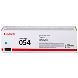 Canon - Canon CRG-054/3023C002 Mavi Orjinal Toner