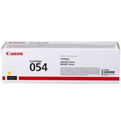 Canon - Canon CRG-054/3021C002 Sarı Orjinal Toner