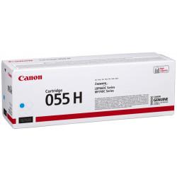Canon 055H Mavi Orjinal Toner Yüksek Kapasiteli - Thumbnail