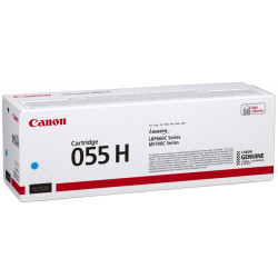 Canon - Canon 055H Mavi Orjinal Toner Yüksek Kapasiteli