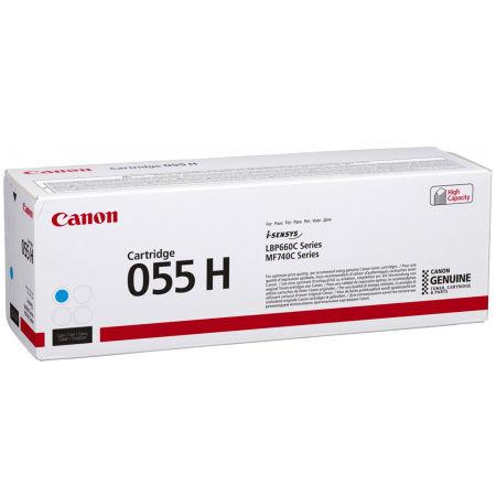Canon 055H Mavi Orjinal Toner Yüksek Kapasiteli
