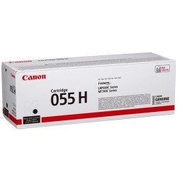 Canon - Canon 055H Siyah Orjinal Toner Yüksek Kapasiteli