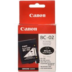 Canon - Canon BC-02 Siyah Orjinal Kartuş