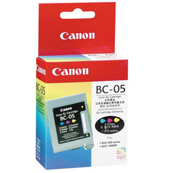 Canon - Canon BC-05/0885A002 Renkli Orjinal Kartuş