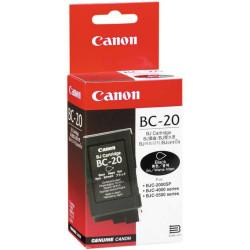 Canon - Canon BC-20 Siyah Orjinal Kartuş
