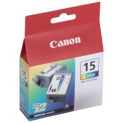 Canon - Canon BCI-15 Renkli Orjinal Kartuş