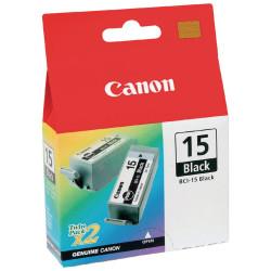 Canon - Canon BCI-15 Siyah Orjinal Kartuş