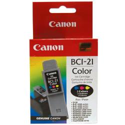 Canon - Canon BCI-21 Renkli Orjinal Kartuş