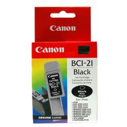 Canon - Canon BCI-21 Siyah Orjinal Kartuş