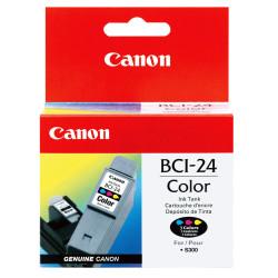 Canon - Canon BCI-24 Renkli Orjinal Kartuş