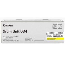Canon - Canon 034/9455B001AA Sarı Orjinal Fotokopi Drum Ünitesi
