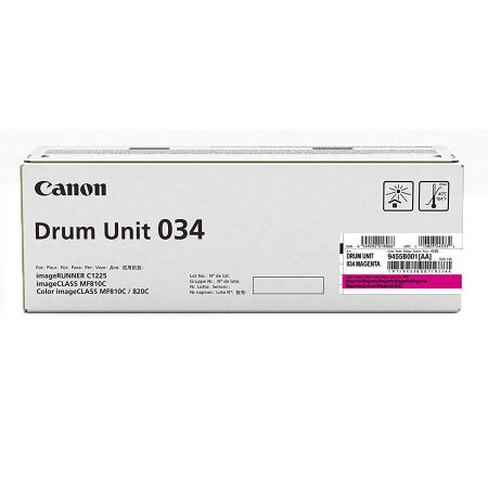 Canon 034/9456B001 Kırmızı Orjinal Fotokopi Drum Ünitesi