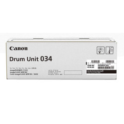 Canon - Canon 034/9458B001AA Siyah Orjinal Fotokopi Drum Ünitesi