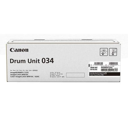 Canon 034/9458B001 Siyah Orjinal Fotokopi Drum Ünitesi