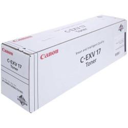 Canon - Canon C-EXV-17/0262B002AA Siyah Orjinal Fotokopi Toneri
