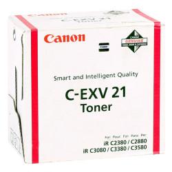 Canon - Canon C-EXV-21/0454B002AA Kırmızı Orjinal Fotokopi Toneri