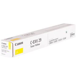 Canon - Canon C-EXV-29/2802B002 Sarı Orjinal Fotokopi Toneri