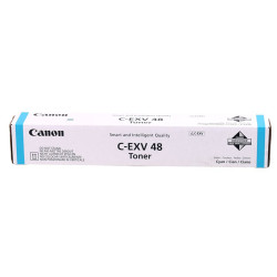 Canon - Canon C-EXV-48/9107B002AA Mavi Orjinal Fotokopi Toneri