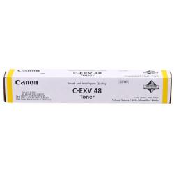 Canon - Canon C-EXV-48/9109B002AA Sarı Orjinal Fotokopi Toneri